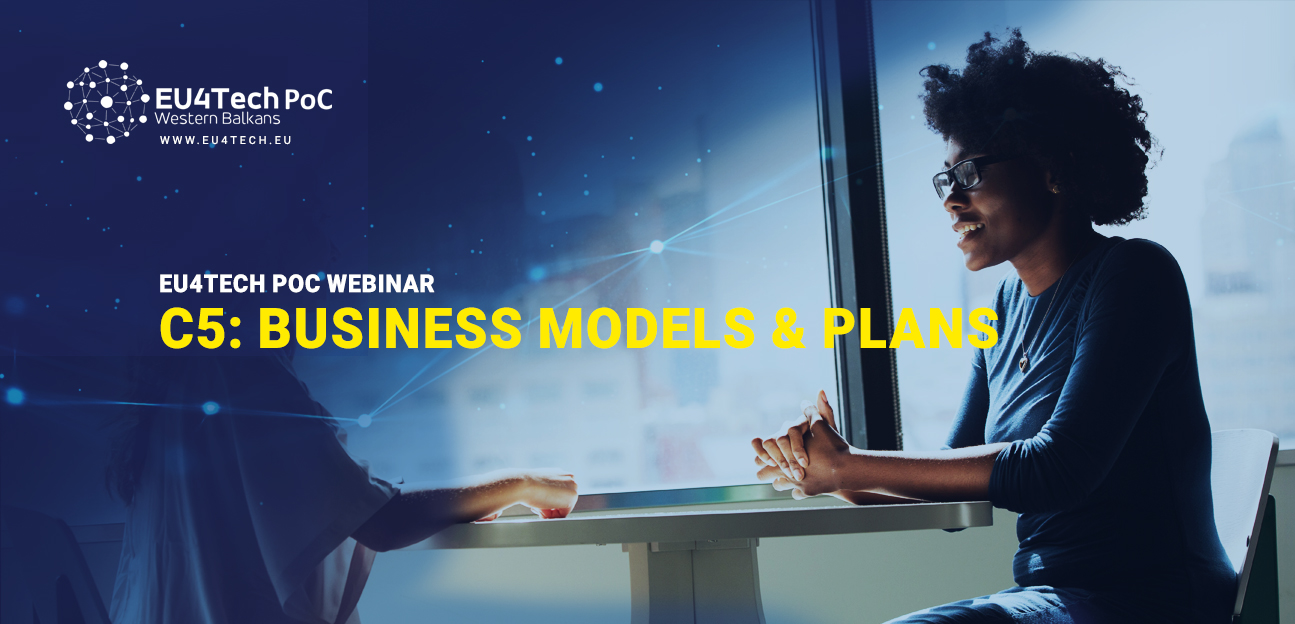 EU4Tech PoC Workshop for C5, Business Model Canvas and Pitching, October 28, 2020